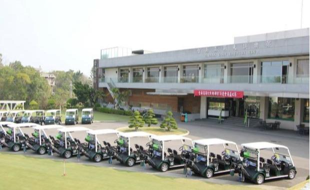 台南高爾夫球場
